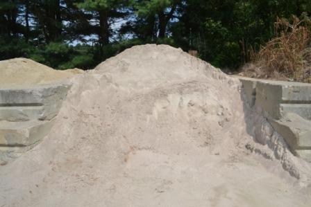 Metcalf-Pacella - Concrete Sand