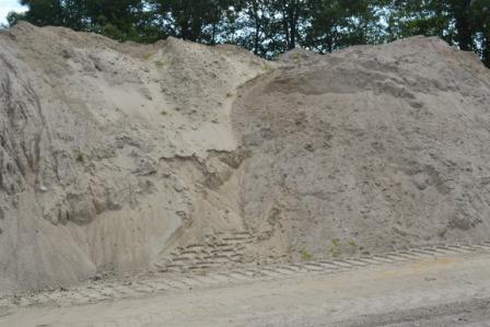 Metcalf-Pacella Bank Sand