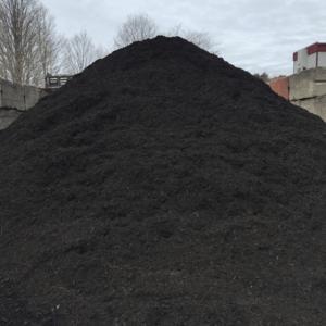 Black Pine Bark Mulch