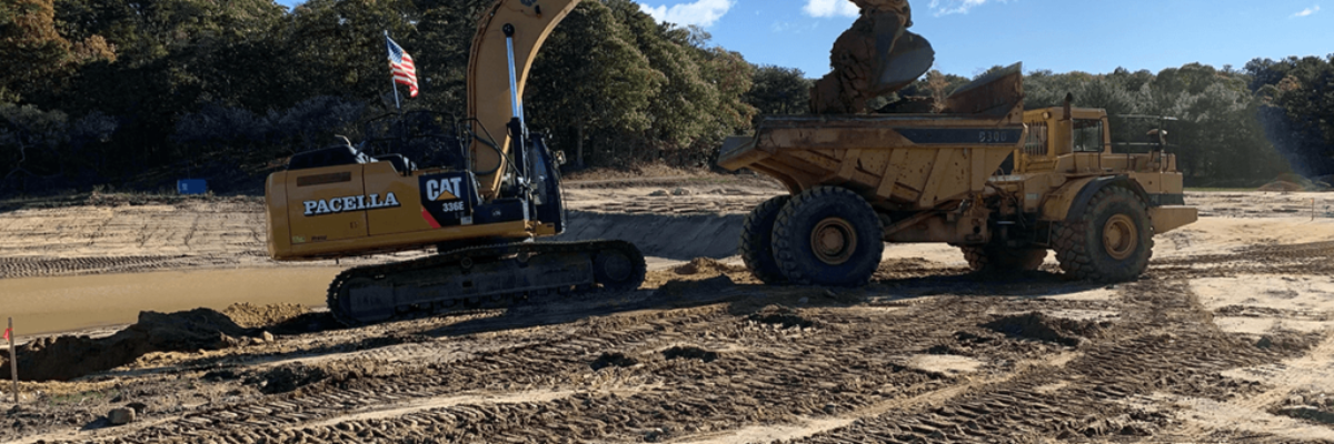 RM Pacella - Excavation